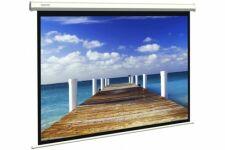 Ecrans de vidéoprojection muraux électriques
