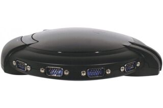 Switch VGA 8 sources /1 écran avec télécommande IR
