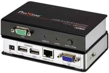 ATEN CE700A Prolongateur console KVM RJ45 - VGA+USB