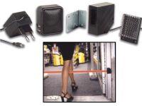 Détecteur de passage infra-rouge avec sonnerie