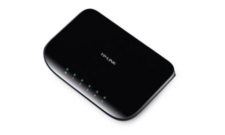 Switch Gigabit TP-Link SOHO 10/100/1000 - 5 ports