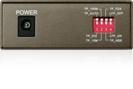 TP-LINK Convert. fibre 100FX WDM récepteur MonoMode Simplex