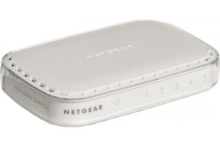 NETGEAR GS605 Switch 5 ports Gigabit