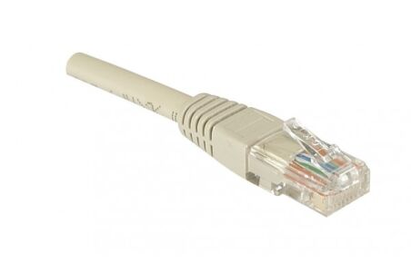 Cordon RJ45 patch U/UTP CAT5e - 15M