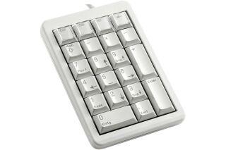 CHERRY Pavé numérique G84-4700 USB gris