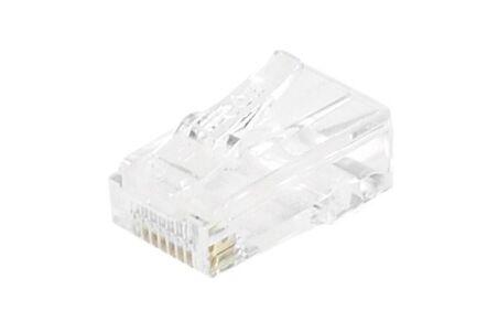 CONNECTEUR 8P8C RJ45 CAT5e UTP - LOT DE 1000