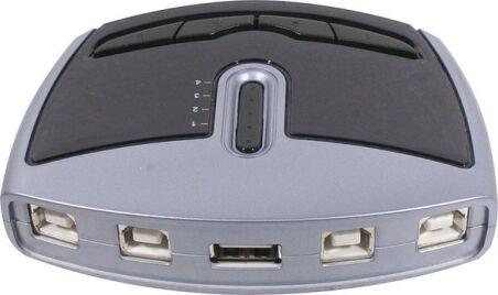 Partageur imprimante USB 2.0 ATEN - US421A 4 ports