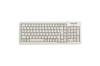CHERRY Clavier XS Complete G84-5200 USB/PS2 gris