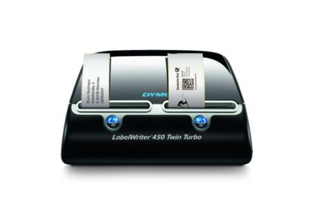 Etiqueteuse DYMO LabelWriter 450 Twin Turbo