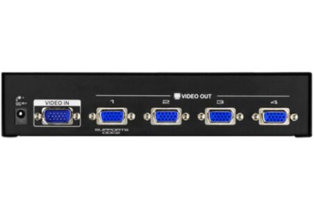 Aten splitter vga 4 ecrans 450 mhz VS134A
