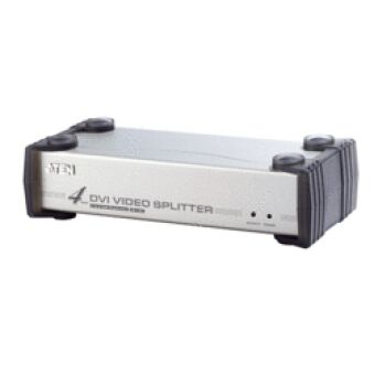Aten VS164 splitter dvi+audio 4 ports 1920X1200 DDC2B