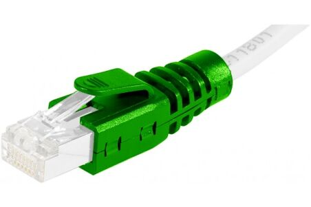 Manchons vert clipsable (sachet de 10 pcs)