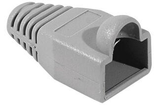 Manchons gris diam 5,5 mm (sachet de 10 pcs)