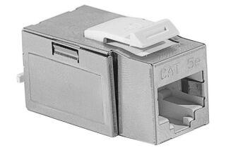 Embase noyau RJ45 STP à bascule CAT 5e