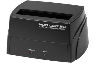 "Docking station sata 3,5""/2,5"" USB 3.0 5GBPS"