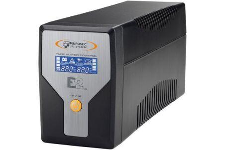 INFOSEC Onduleur E2 LCD - 600 VA