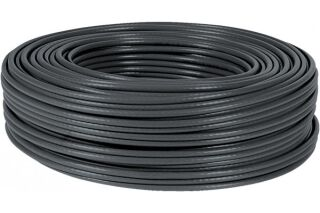 CABLE F/UTP CAT6 MULTIBRIN Noir - 100M