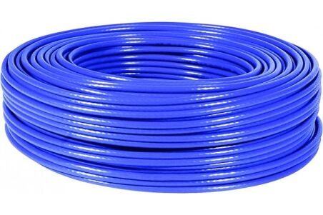 CABLE F/UTP CAT6 MULTIBRIN Bleu - 100M