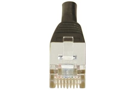 CORDON PATCH RJ45 F/UTP CAT5e Noir - 0,15 M