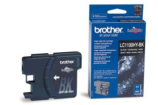 Cartouche brother LC-1100HYBK black