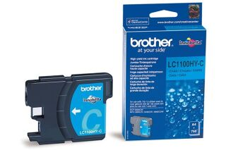 Cartouche brother LC-1100HYC cyan
