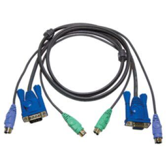 ATEN 2L-5005P/C CORDON KVM PS2 - 5,00M