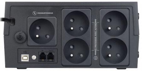 INFOSEC Onduleur X4 RT 1000 VA