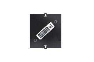 BACHMANN Plastron DVI + jack audio 3,5 mm