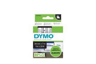 Ruban 24MM noir sur trans pour labelmanager 300/450