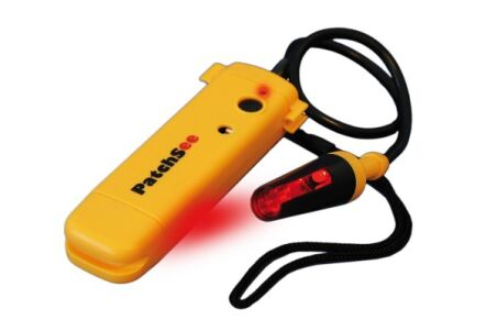 PATCHSEE RO/PRO-PL Injecteur de lumière - rouge