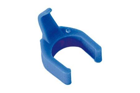 Sachet de 50 patchclip - bleu fluo