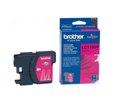 Cartouche BROTHER LC1100M - Magenta