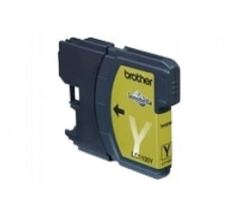 Cartouche BROTHER LC1100Y - Yellow