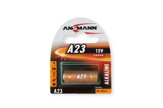 ANSMANN Piles alcalines 5015182 A23 blister de 1