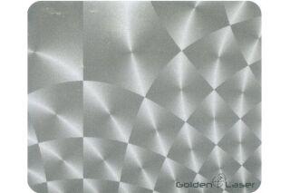 Tapis souris optique/laser - gris