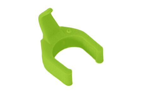 Sachet de 50 patchclip- vert fluo