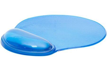 Tapis souris gel bleu 26,5x21xx2,5