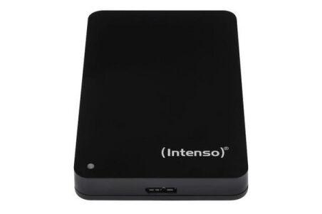 INTENSO Disque Dur Externe 2.5'' Memory Case USB 3.0 - 1 To Noir