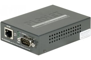 PLANET SERVEUR 1 PORT RS232/485/422 SUR IP RJ45 10/100
