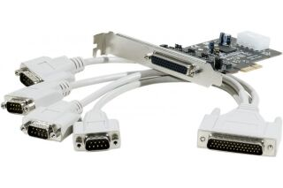 Carte pci-express 4PORTS RS232 pos