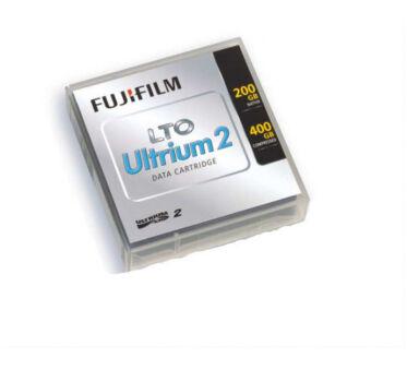 Cartouche FUJIFILM LTO Ultrium2 200Go/400Go