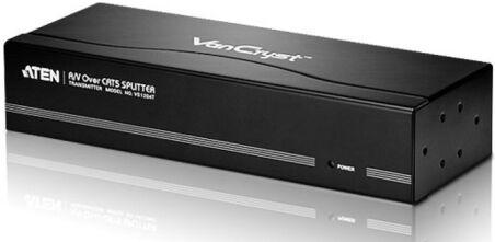 broadcaster aten VS1204T vga+audio sur RJ45