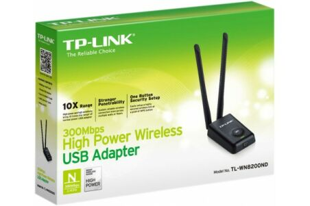 Tp-link TL-WN8200ND cle usb wifi 300MBPS ant.detachable
