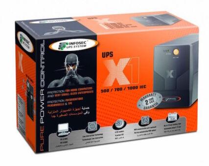 INFOSEC Onduleur X1 1000 VA