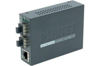 Planet GT-1205A Convertisseur Bridge RJ45 Gigabit +2 SFP