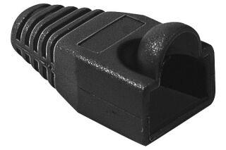 Manchons noir diam 6,5 mm (sachet de 10 pcs)
