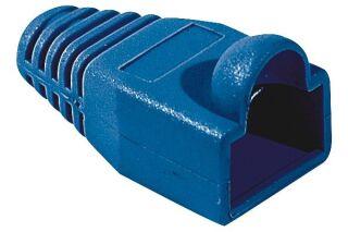 Manchons bleu diam 6,5 mm (sachet de 10 pcs)