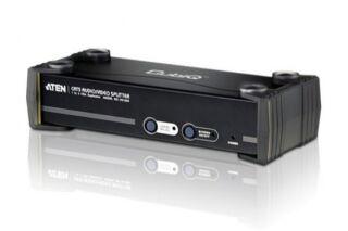 Broadcaster vga RJ45 +RS232 4 ports VS1504T