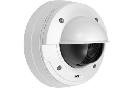 AXIS Caméra IP Dôme 5mpx jour/nuit Antivadales P3367VE