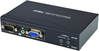Receiver/repeater aten VGA+RS232 200M VE200R